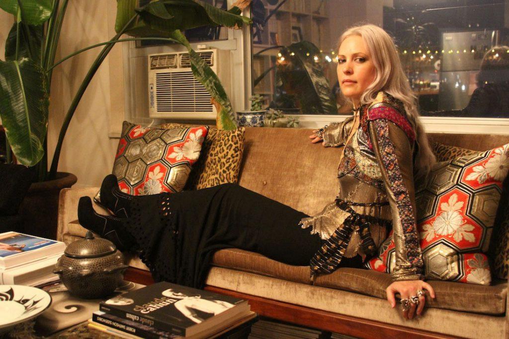 Sarah Ellison Closet Interview with StyleLikeU