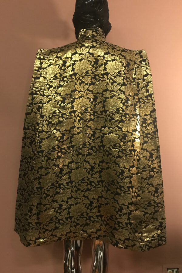 1930's Japanese Brocade Cape